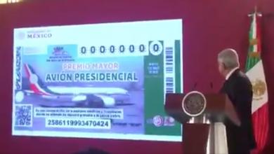 """Photo of ¡Ya está listo el """"cachito"""" para el avión presidencial!"""
