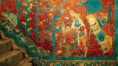 Photo of Murales de Cacaxtla; imágenes milenarias que resguardan el pasado de Mesoamérica
