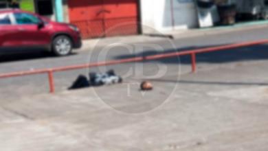 Photo of Arrojan desmembrado en la plaza Zumpimito de Uruapan