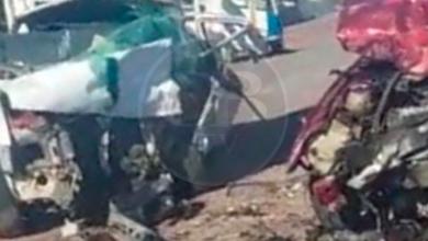 Photo of Un muerto y tres lesionados deja choque frontal en La Ruana