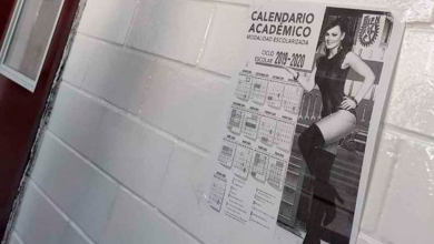 Photo of Aparece Maribel Guardia en calendario escolar y se vuelve viral