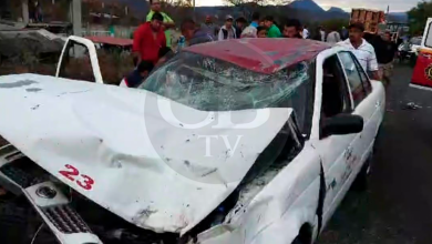 Photo of Dos muertos y cuatro heridos deja choque múltiple en Zitácuaro