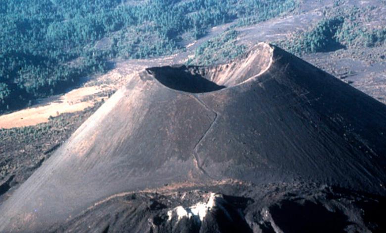INICIT descarta posibilidad de erupción del volcán Paricutín ante recientes sismos