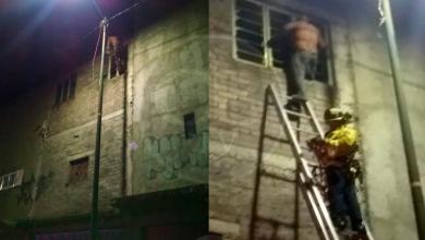 Photo of En Morelia: Intentó suicidarse, bomberos salvan su vida