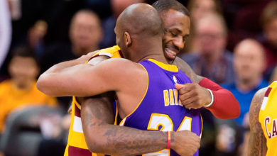 """Photo of LeBron James rompe el silencio tras la muerte de Kobe Bryant: """"estoy devastado"""""""
