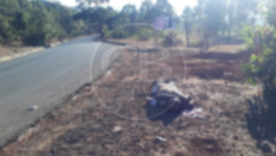 Photo of Abandonan cuerpo ejecutado en el camino a El Sabino