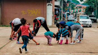 """Photo of Llega """"Deporte en tu Colonia"""" a miles de niñas y niños de Uruapan"""