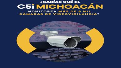 Photo of Con más de 6 mil cámaras, mantiene SSP labores de vigilancia en la entidad