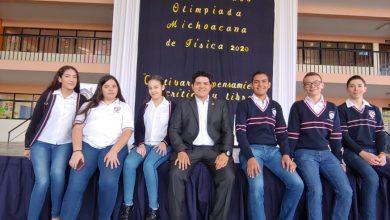 Photo of Reconoce Toño Madriz el talento académico de jóvenes michoacanos