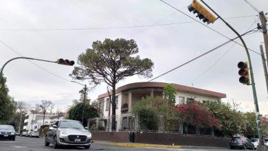 Photo of Olvidado el semáforo descompuesto de la calle Antonio Alzate en el centro de Morelia