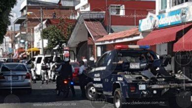 Photo of Sobrevive a un ataque armado en calles de Uruapan