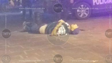 Photo of Asesinan a hombre en pleno Centro de Morelia