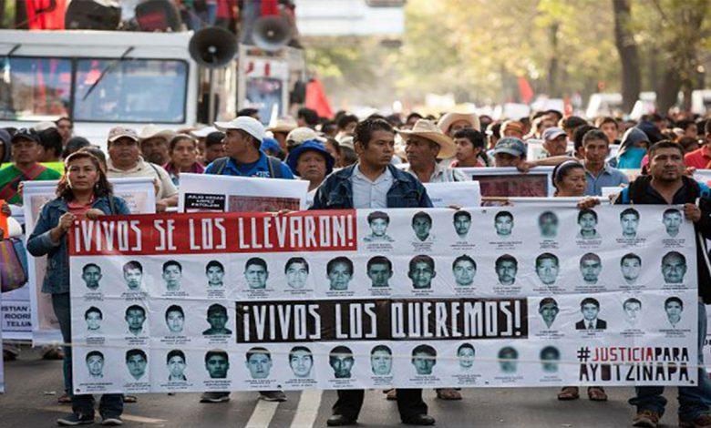 Funcionario público es presunto implicado en la desaparición de los 43 normalistas