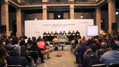 Photo of Atender y prevenir las adicciones, tema prioritario para el Congreso Local: Toño Madriz