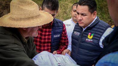 Photo of Supervisa Víctor Manríquez obras por más de 15 MDP en Uruapan