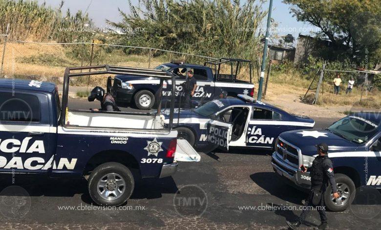 Michoacán: Abandonan cuerpo decapitado