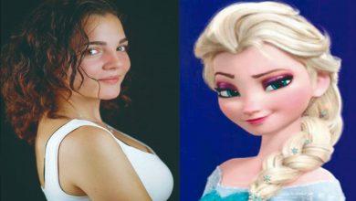 Photo of Muere actriz de doblaje a los 21 años; hacía la voz de Elsa en Frozen