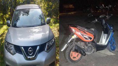 Photo of En las últimas horas, PM Uruapan recupera una camioneta y una motocicleta con reporte de robo
