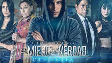 """Photo of Mueren dos actores de Televisa durante ensayo de la serie """"Sin miedo a la verdad"""""""