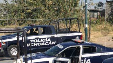 Photo of Pasa en Morelia: Arrojan embolsado en la Héroes Insurgentes