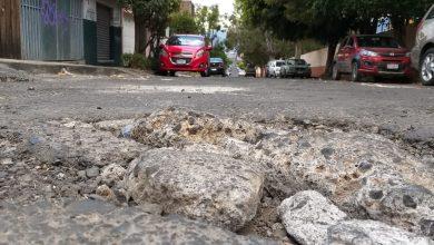 Photo of Baches, un peligro para viandantes