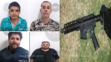 Photo of Confirman cuatro sicarios detenidos y tres muertos en Misión del Valle
