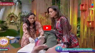 Photo of Video: Critican a programa de televisión por recomendar curar el pie diabético con azúcar