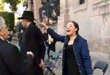 Photo of Video: Mujer acusa a político michoacano de Pederasta y la golpean