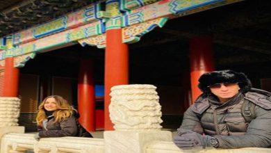 Photo of Andrea Legarreta preocupada por coronavirus; viajó a China hace dos semanas