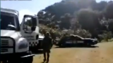 Photo of Video: Así fue el enfrentamiento entre la Guardia Nacional y sicarios en Uruapan