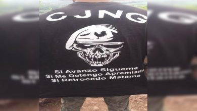 Photo of Video: Con narcocorridos sicario del CJNG se graba en Michoacán