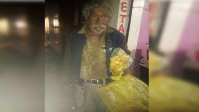 """Photo of Morelianos hacen """"coperacha"""" para comprarle un triciclo a abuelito víctima de la delincuencia"""