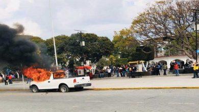Photo of Pasa en México: Pobladores se levantan contra alcalde