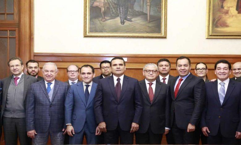 Acuerdo educativo, marca una nueva era para Michoacán: Carlos Herrera