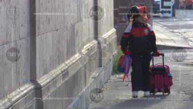 Photo of Educación básica mantiene horarios de invierno; continúan Frentes Fríos en Michoacán