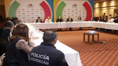 Photo of Refuerzan SSP y presidentes municipales de la Región oriente, estrategia de seguridad