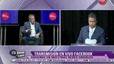 """Photo of Morón Orozco se compromete a reestructurar el OOAPAS este 2020, esto durante el programa """"Yo Quiero Saber"""""""