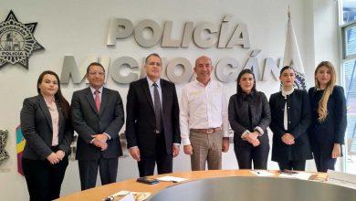 Photo of En Región Morelia, fortalece SSP esquemas de operación