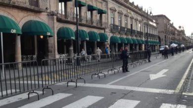 Photo of Policía Michoacán resguarda zona Centro de Morelia