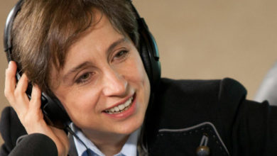 Photo of Presidente no se equivoque, el paro no es contra su gobierno: Aristegui