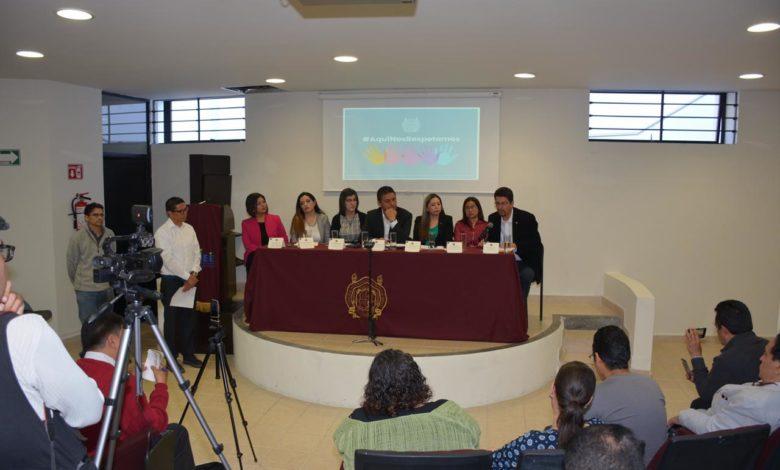 el rector anunció para el próximo 11 de marzo la Segunda Jornada de Inclusión y Equidad de Género