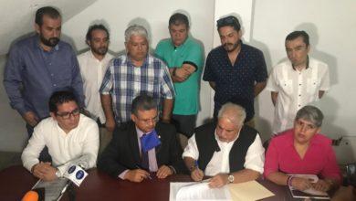 Photo of Oficial, UMSNH y SUEUM firman reforma de jubilaciones y pensiones