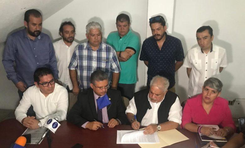 Oficial, UMSNH y SUEUM firman reforma de jubilaciones y pensiones