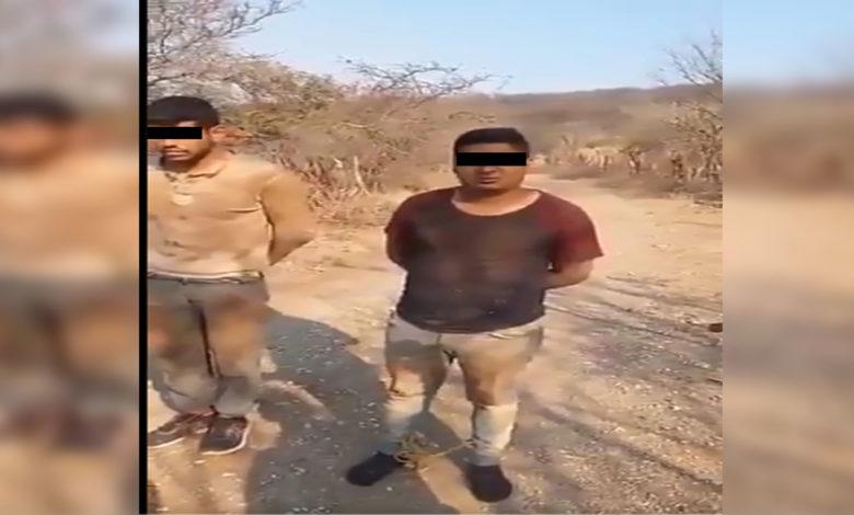 VIDEO (+18): Familia Michoacana interroga y ejecuta a presuntos integrantes del CJNG
