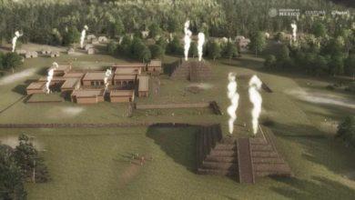 Photo of Recrean virtualmente la ciudad prehispánica de Tingambato