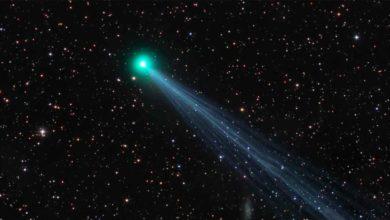 Photo of El cometa Swan será visible desde la tierra este 27 de mayo