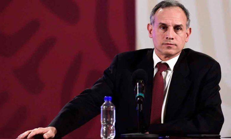 Exigen 10 gobernadores del país la salida de Hugo López- Gatell