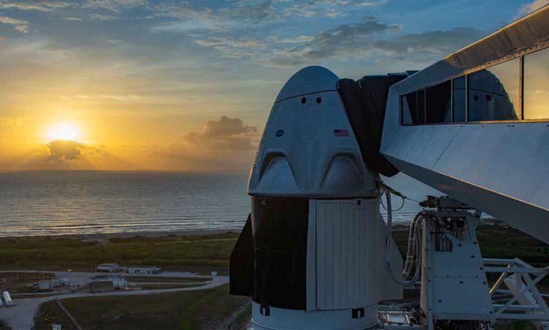 NASA autoriza el primer vuelo del Demo-2 de SpaceX