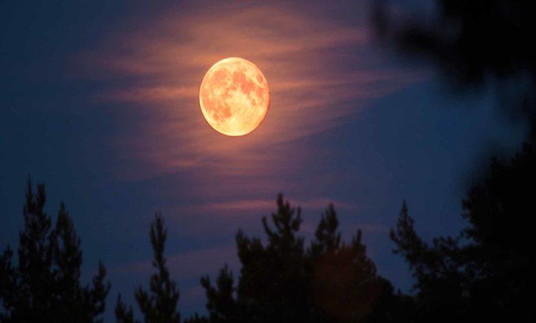 Hoy podrás ver la segunda Luna de Fresa