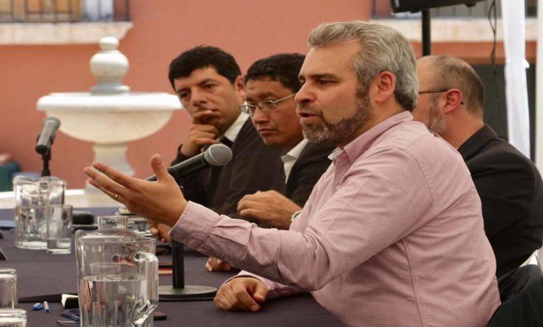 Alfredo Ramírez busca que la Constitución reconozca el derecho al presupuesto directo